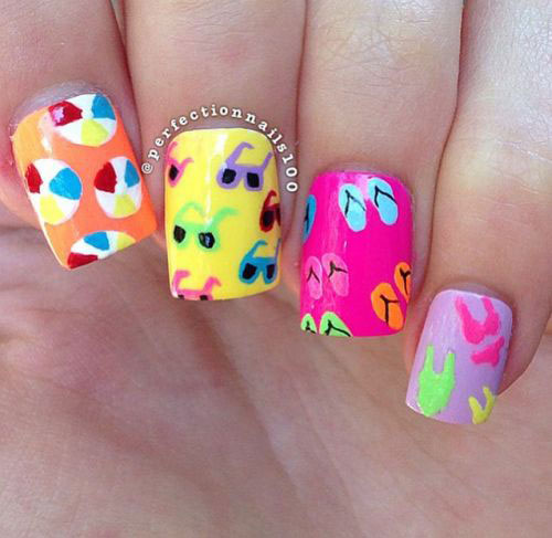 Summer-Beach-Nails-Art-Designs-Ideas-2018-7