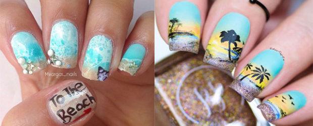 Summer Beach Nails 2018fabulous Nail Art Designs Fabulous Nail Art Designs