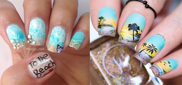 Summer-Beach-Nails-Art-Designs-Ideas-2018-F