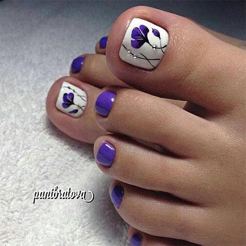 Cute Toenail Designs