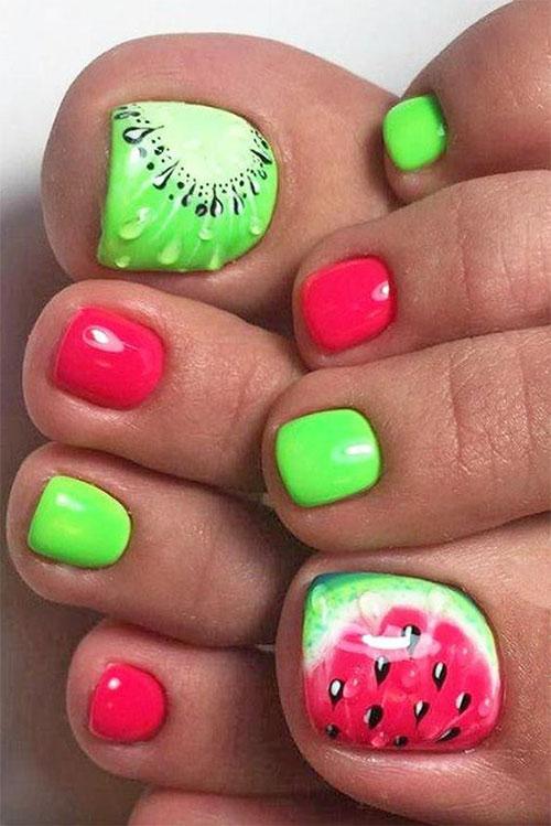 Summer-Toe-Nails-Art-Designs-Ideas-2018-4