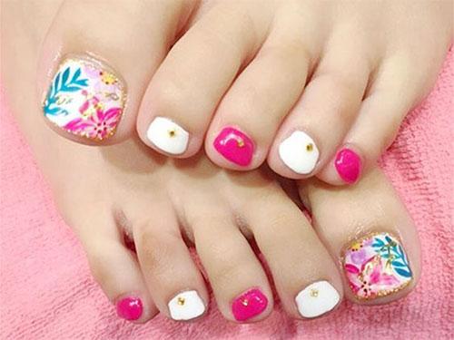 Summer-Toe-Nails-Art-Designs-Ideas-2018-7