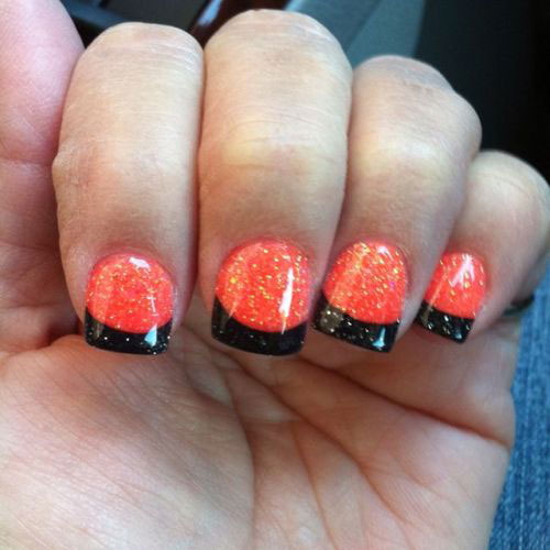12-Easy-Simple-Halloween-Nails-Art-Designs-Ideas-2018-7