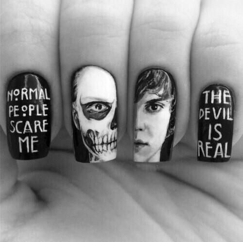 12-Halloween-Acrylic-Nails-Art-Designs-Ideas-2018-7