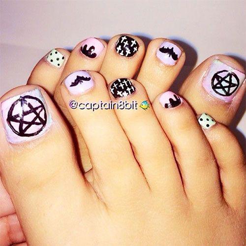 12-Halloween-Toe-Nails-Art-Designs-Ideas-2018-3