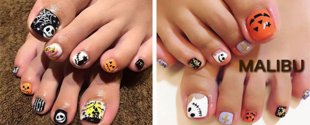 12-Halloween-Toe-Nails-Art-Designs-Ideas-2018-F