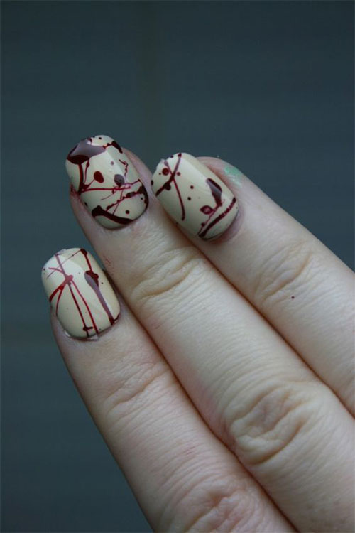 15-Halloween-Blood-Nails-Art-Designs-Ideas-2018-14