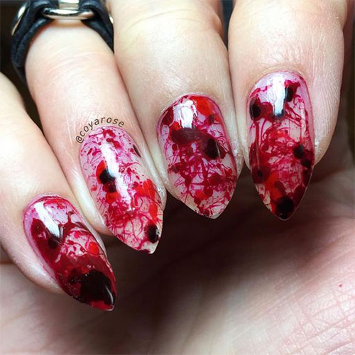 15-Halloween-Blood-Nails-Art-Designs-Ideas-2018-5