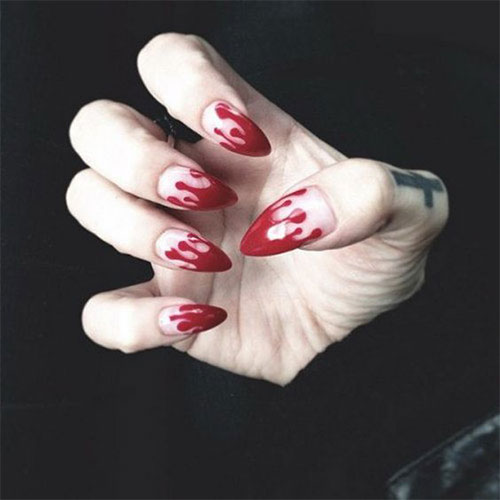 15-Halloween-Blood-Nails-Art-Designs-Ideas-2018-6
