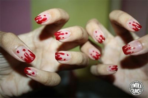 15-Halloween-Blood-Nails-Art-Designs-Ideas-2018-7