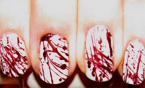 15-Halloween-Blood-Nails-Art-Designs-Ideas-2018-8
