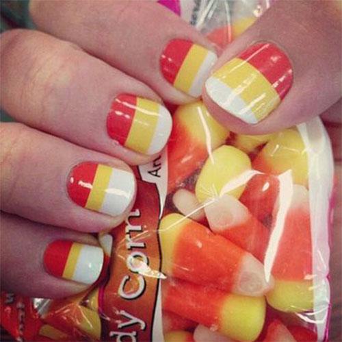 15-Halloween-Candy-Corn-Nails-Art-Designs-Ideas-2018-12