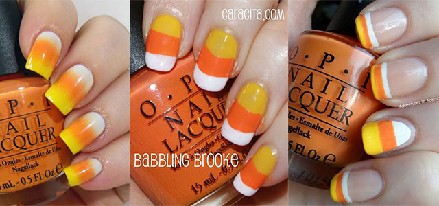 15-Halloween-Candy-Corn-Nails-Art-Designs-Ideas-2018-F