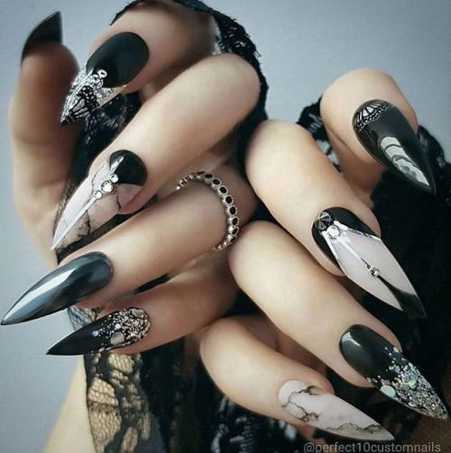 15-Halloween-Witch-Nails-Art-Designs-Ideas-2018-10