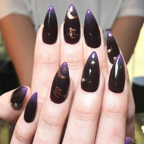 15-Halloween-Witch-Nails-Art-Designs-Ideas-2018-16