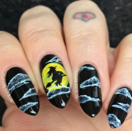 15-Halloween-Witch-Nails-Art-Designs-Ideas-2018-3