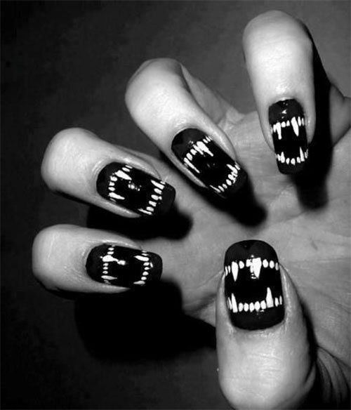 15-Scary-Halloween-Nails-Art-Designs-Ideas-2018-15