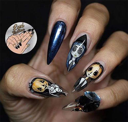 15-Scary-Halloween-Nails-Art-Designs-Ideas-2018-5