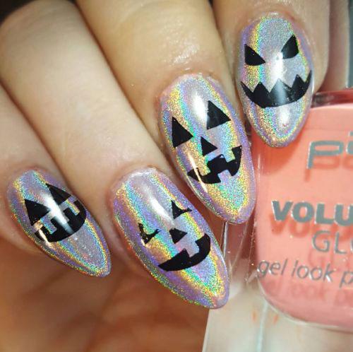 18-Cute-Halloween-Pumpkin-Nails-Art-Designs-Ideas-2018-10