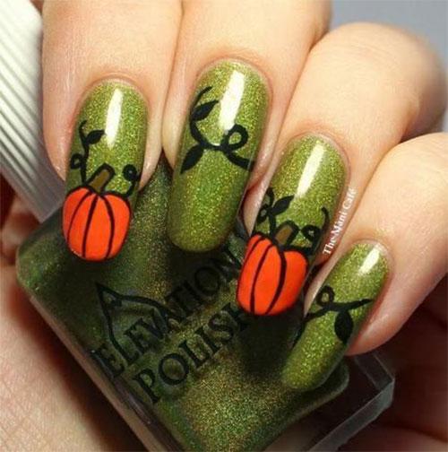 18-Cute-Halloween-Pumpkin-Nails-Art-Designs-Ideas-2018-12
