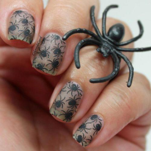 18-Halloween-Spider-Nail-Art-Designs-Ideas-2018-Spider-Web-Nails-4