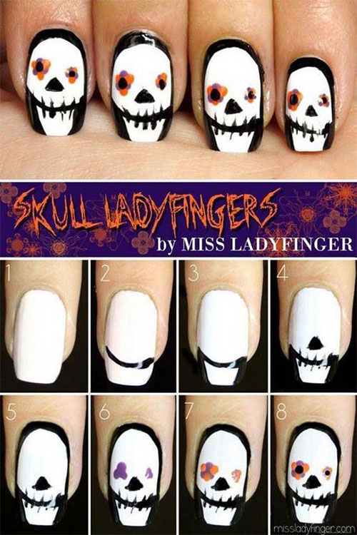 20-Easy-Step-By-Step-Halloween-Nails-Art-Tutorials-For-Beginners-2018-12