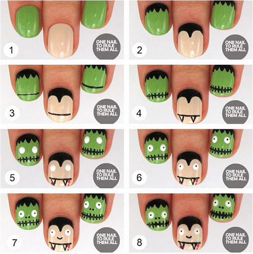 20-Easy-Step-By-Step-Halloween-Nails-Art-Tutorials-For-Beginners-2018-15