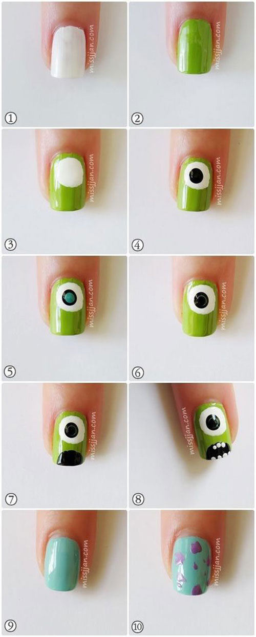 20-Easy-Step-By-Step-Halloween-Nails-Art-Tutorials-For-Beginners-2018-20