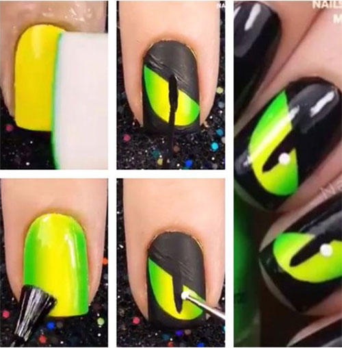 20-Easy-Step-By-Step-Halloween-Nails-Art-Tutorials-For-Beginners-2018-8