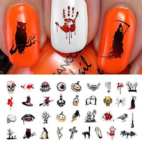 20-Halloween-Nails-Art-Stickers-Decals-2018-11