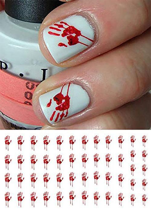 20-Halloween-Nails-Art-Stickers-Decals-2018-14