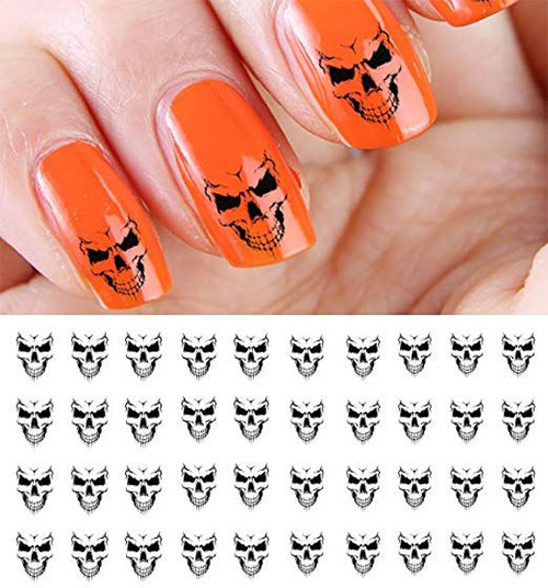 20-Halloween-Nails-Art-Stickers-Decals-2018-15