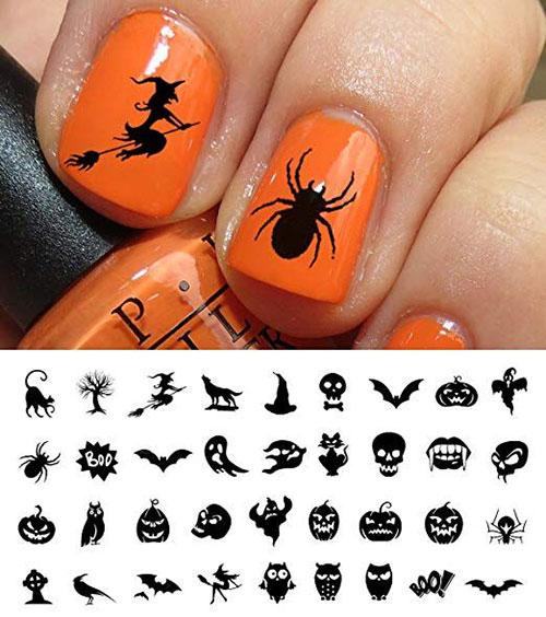 20-Halloween-Nails-Art-Stickers-Decals-2018-4
