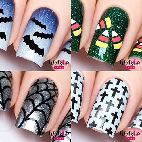 20-Halloween-Nails-Art-Stickers-Decals-2018-5
