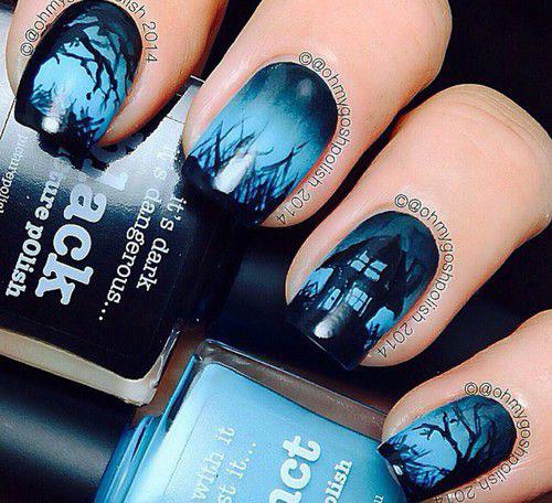 50-Halloween-Nails-Art-Designs-Ideas-2018-39