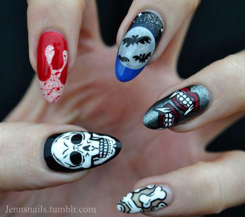 50-Halloween-Nails-Art-Designs-Ideas-2018-9