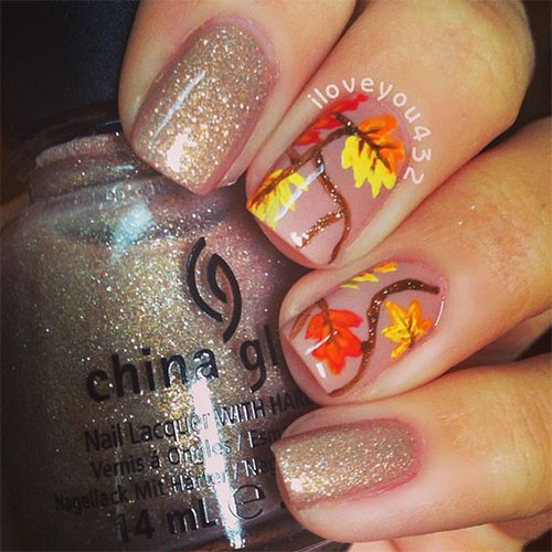 15-Autumn-Acrylic-Nail-Art-Designs-Ideas-2018-Fall-Nails-6