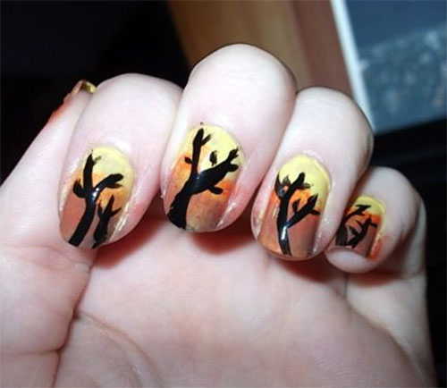 15-Autumn-Gel-Nail-Art-Designs-Ideas-2018-Fall-Nails-12