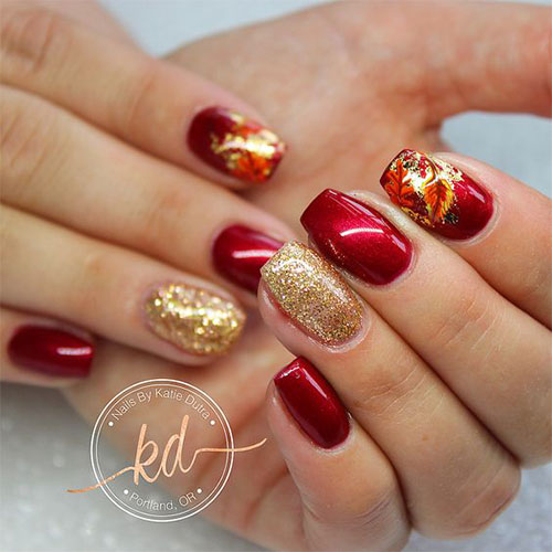 15-Autumn-Gel-Nail-Art-Designs-Ideas-2018-Fall-Nails-14