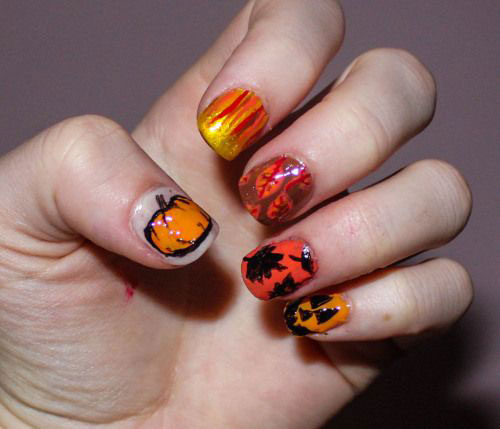15-Autumn-Gel-Nail-Art-Designs-Ideas-2018-Fall-Nails-5