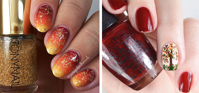 15-Easy-Fall-Autumn-Nails-Art-Designs-Ideas-2018-F