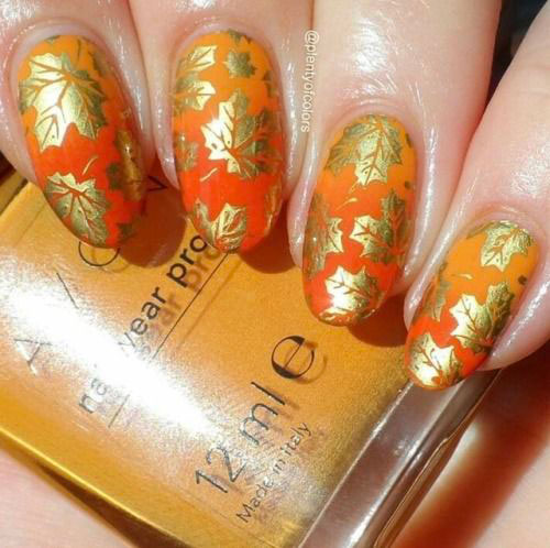 20-Autumn-Leaf-Nail-Art-Designs-Ideas-2018-Fall-Nails-6
