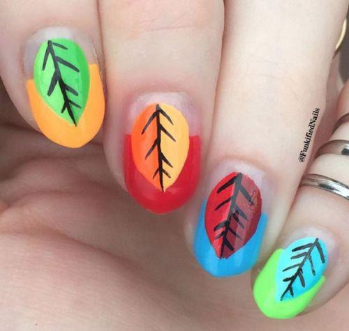 20-Autumn-Leaf-Nail-Art-Designs-Ideas-2018-Fall-Nails-8