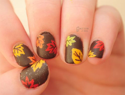 20-Autumn-Leaf-Nail-Art-Designs-Ideas-2018-Fall-Nails-9
