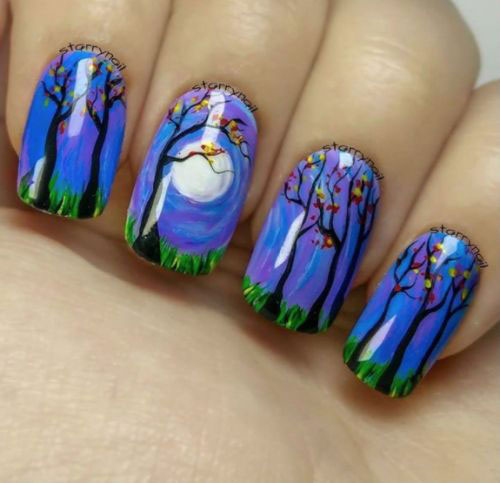 20-Best-Autumn-Nail-Art-Designs-Ideas-2018-1
