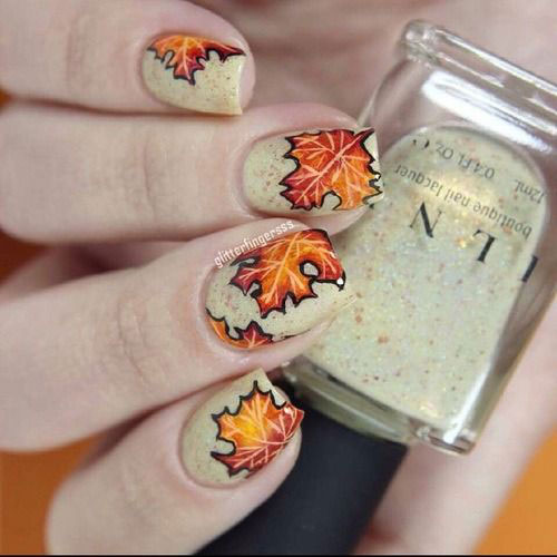 20-Best-Autumn-Nail-Art-Designs-Ideas-2018-14