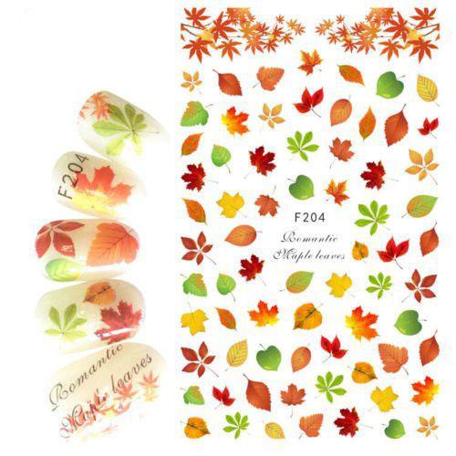 Autumn-Nail-Art-Stickers-Decals-2018-5