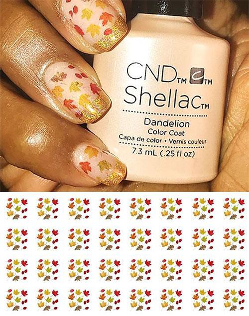 Autumn-Nail-Art-Stickers-Decals-2018-8