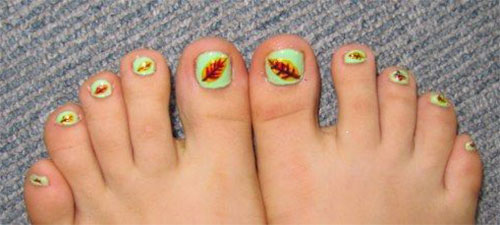Autumn-Toe-Nail-Art-Designs-Ideas-2018-Fall-Nails-1