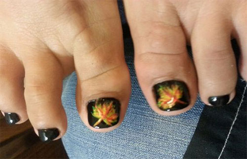 Autumn Toe Nail Art Designs Amp Ideas 2018 Fall Nails Fabulous Nail Art Designs